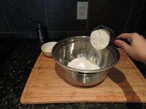 Indian flatbread chapati