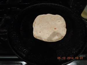 indian flatbread roti