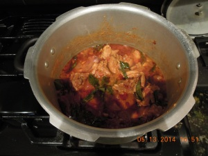 kerala nadan chicken curry