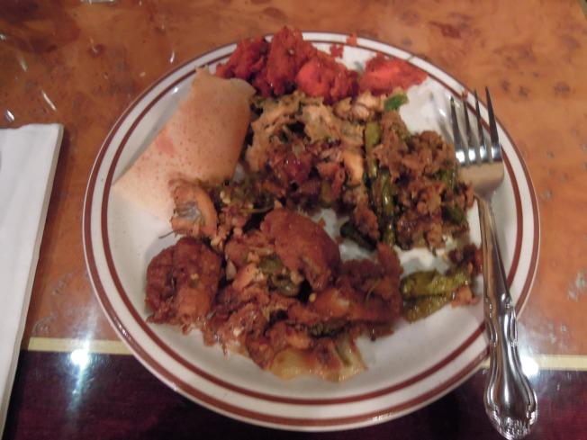 Ruchi Indian restaurant kansas