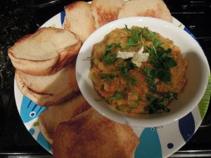 Easy pav bhaji recipe